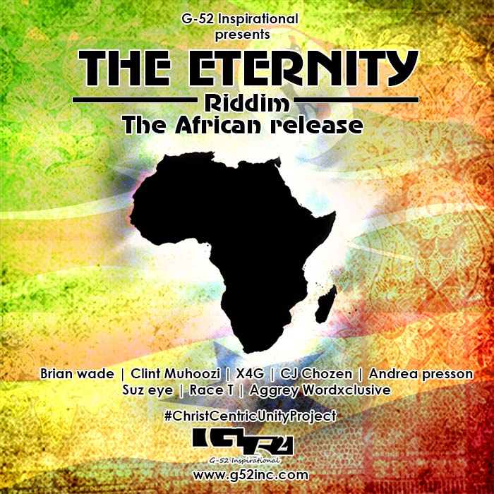The Eternity Riddim - The African Release