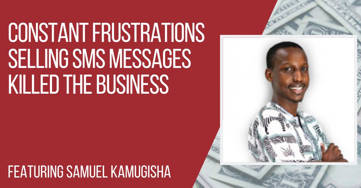 My Worst Investment Ever Podcast - Samuel Kamugisha
